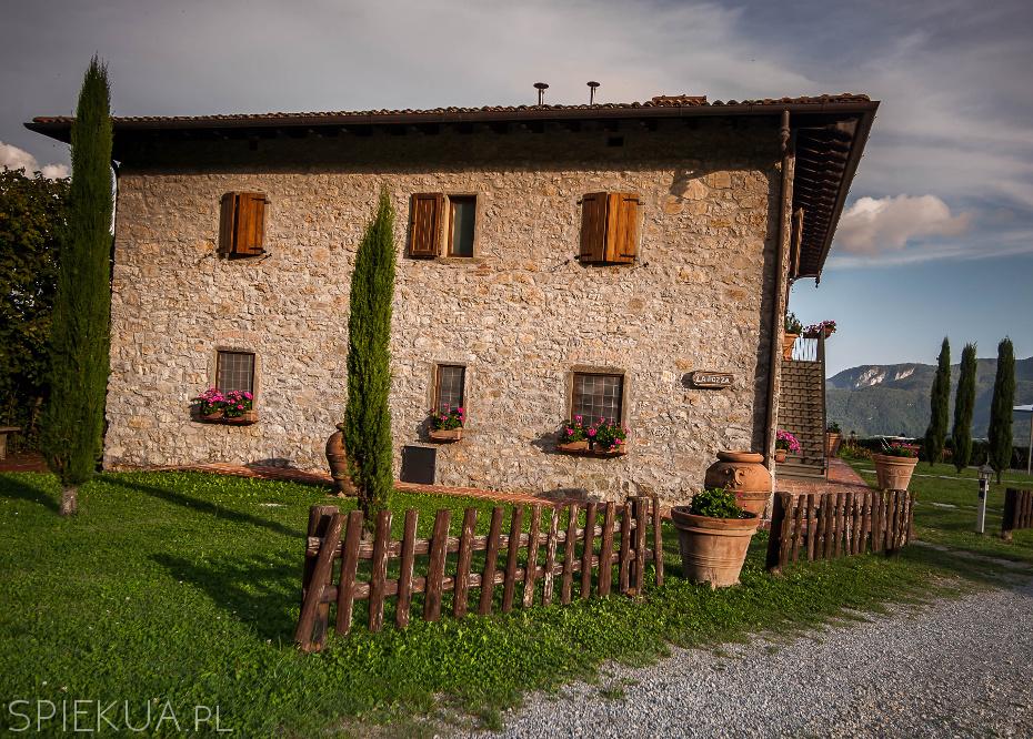 klasyczna architektura toskanii