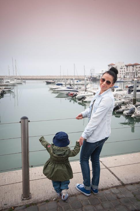 marina w Agadirze