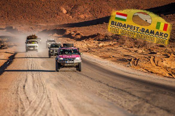 Budapest Bamako Rally