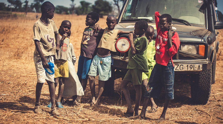 car in Mali