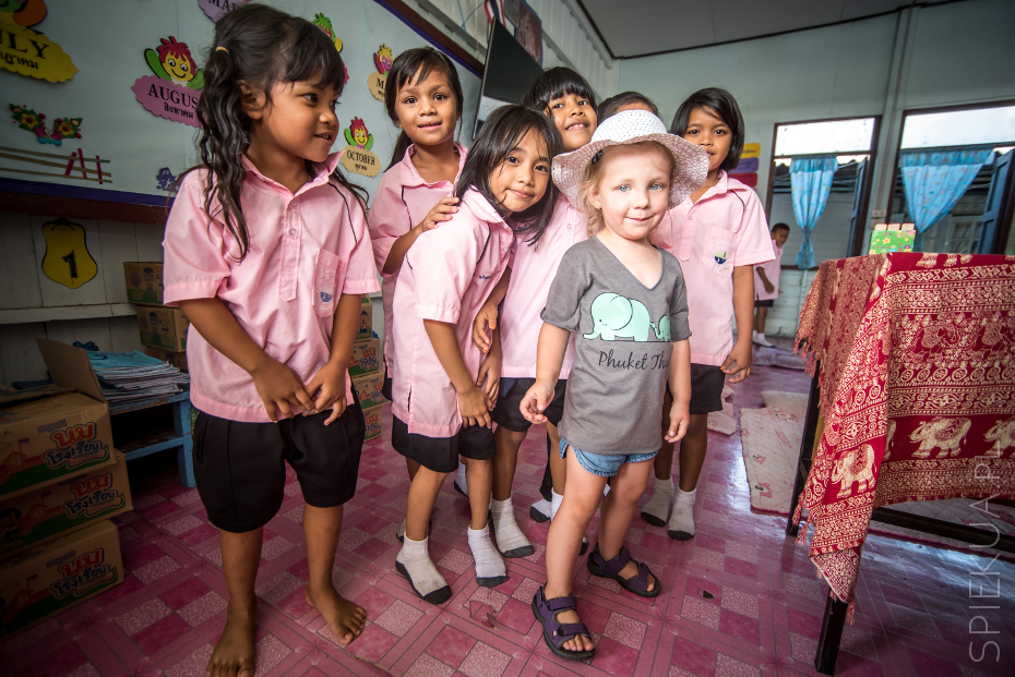 tajlandia szkoła