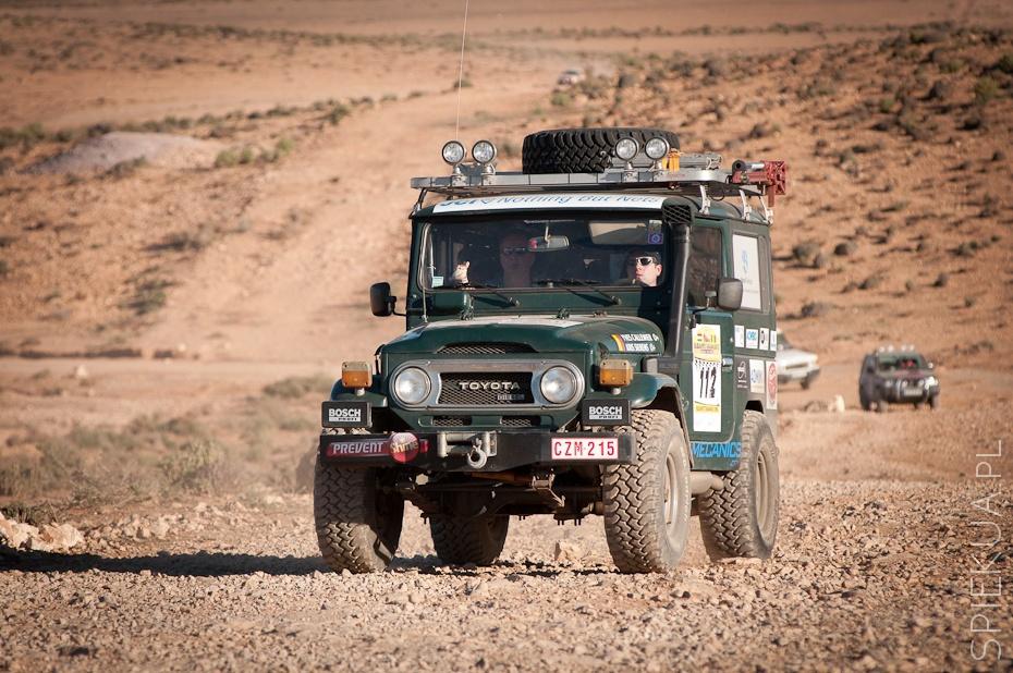 rajd Maroko