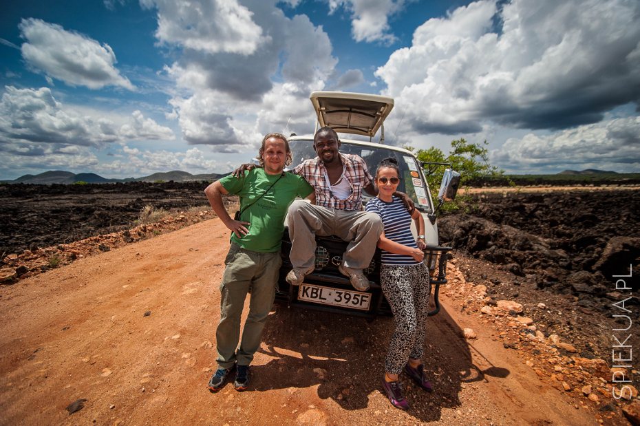 safari w keni