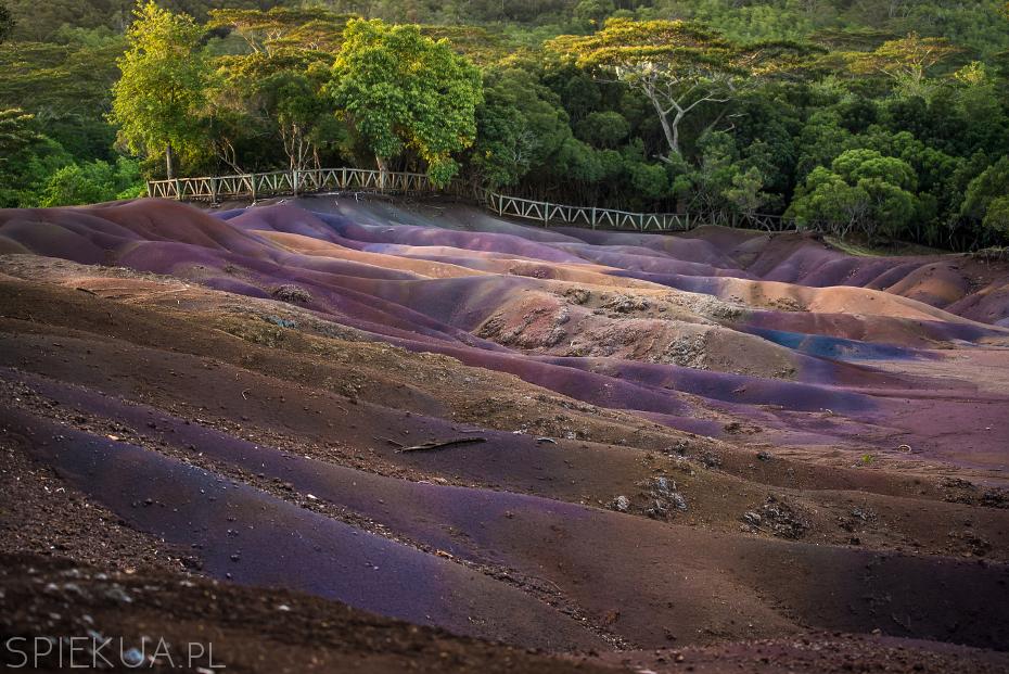 ziemia siedmiu kolorów