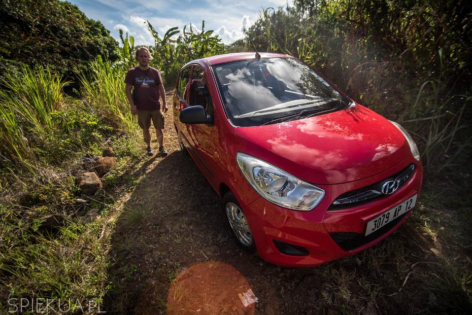 auto na mauritiusie