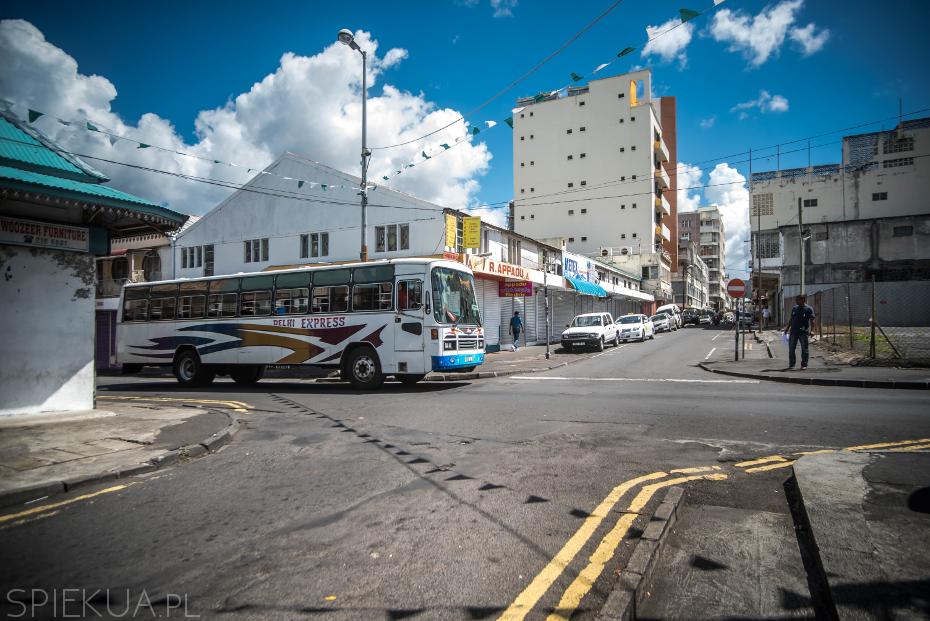 autobus mauritius