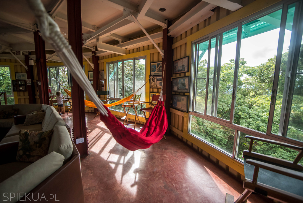 canopy lodge