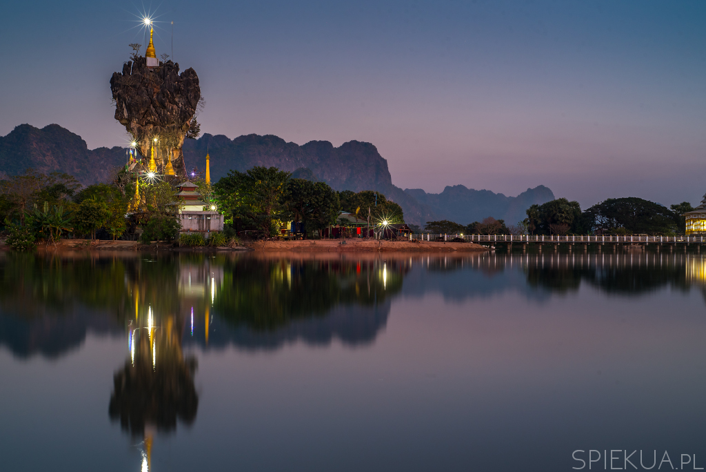 Pagoda Kyaut Ka Latt