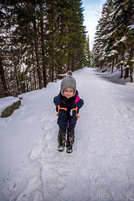 czarny szlak na śnieżkę