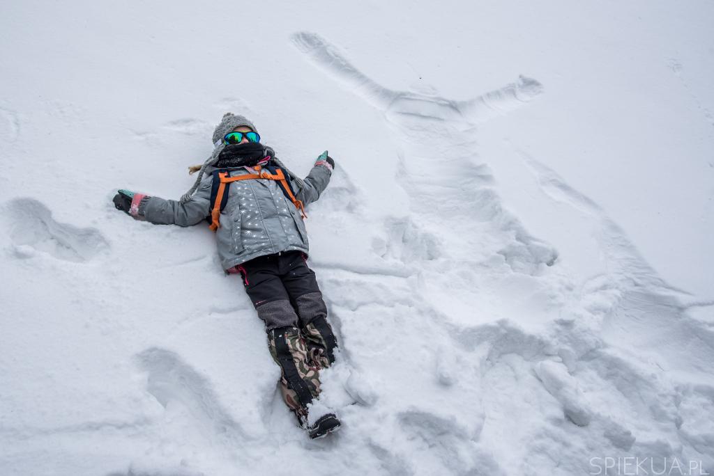 czarny szlak na śnieźkę