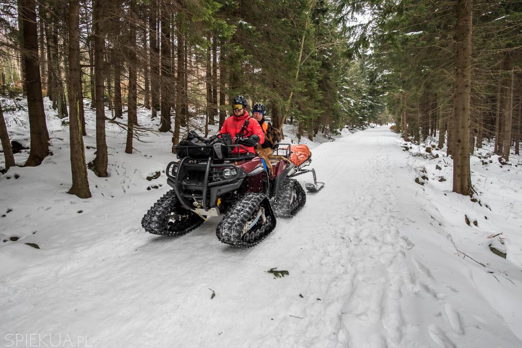 szlak na śnieżkę