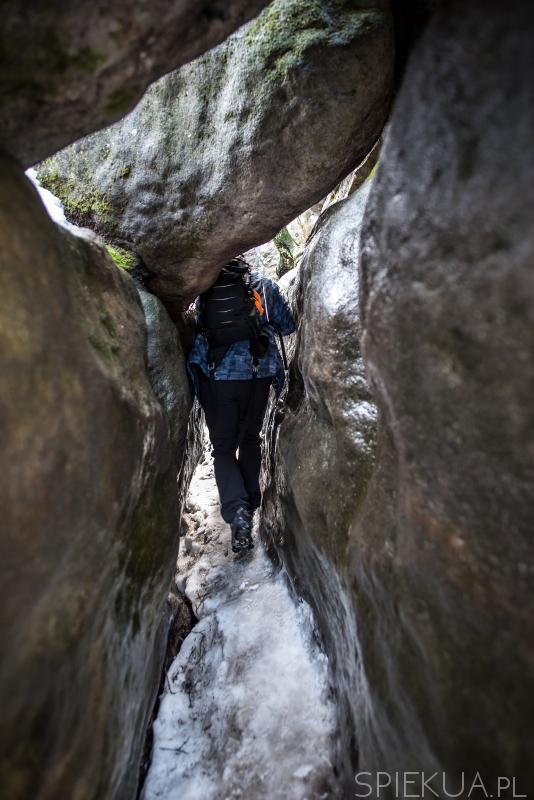 Błędne Skały Góry Stołowe