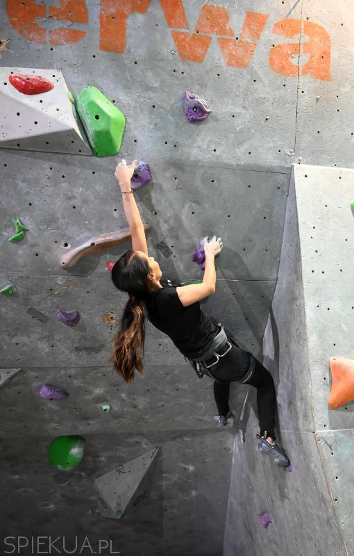 wspinaczka boulder