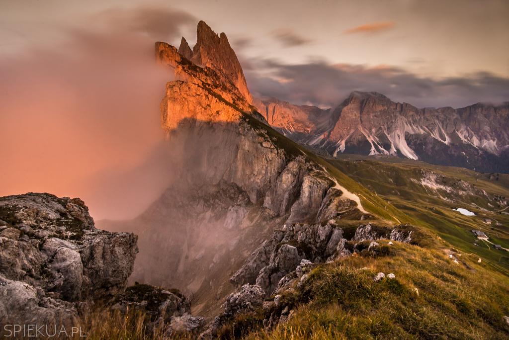 Seceda Dolomity