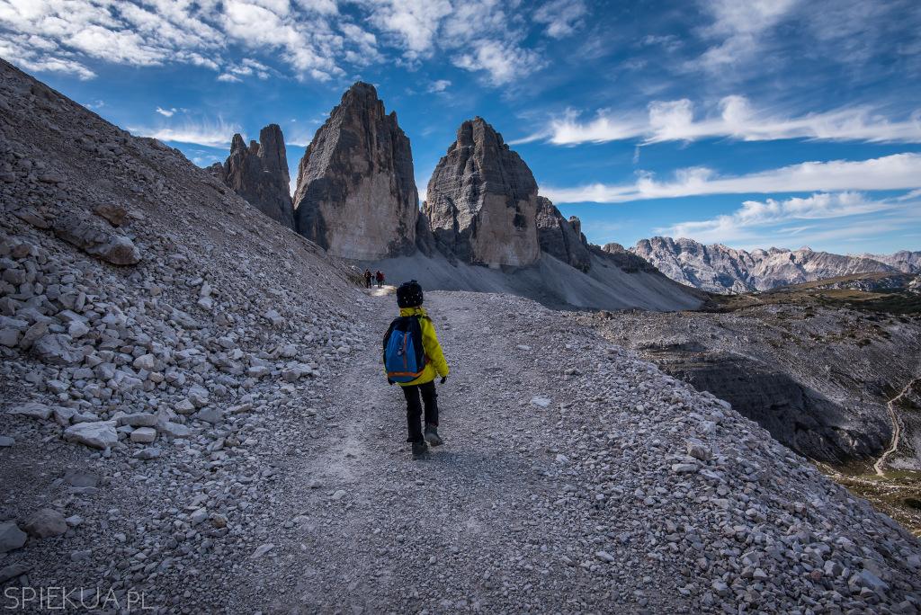 trekking Trzy Kominy