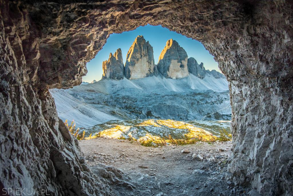 tre cime cave