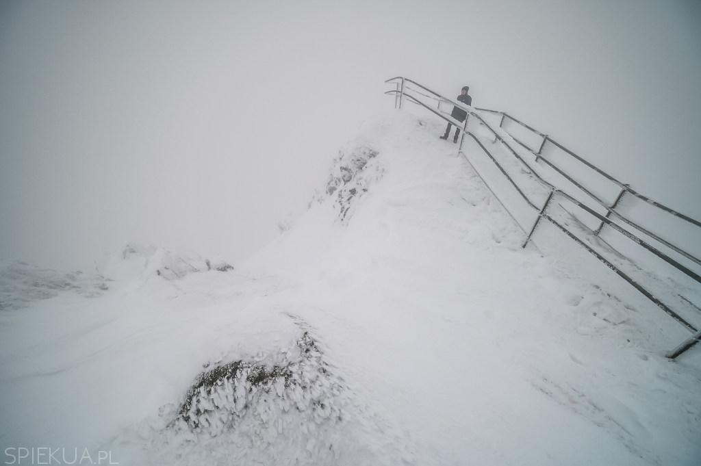 śnieżka punkty widokowe