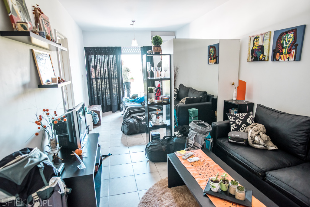 buenis aires mieszkanie