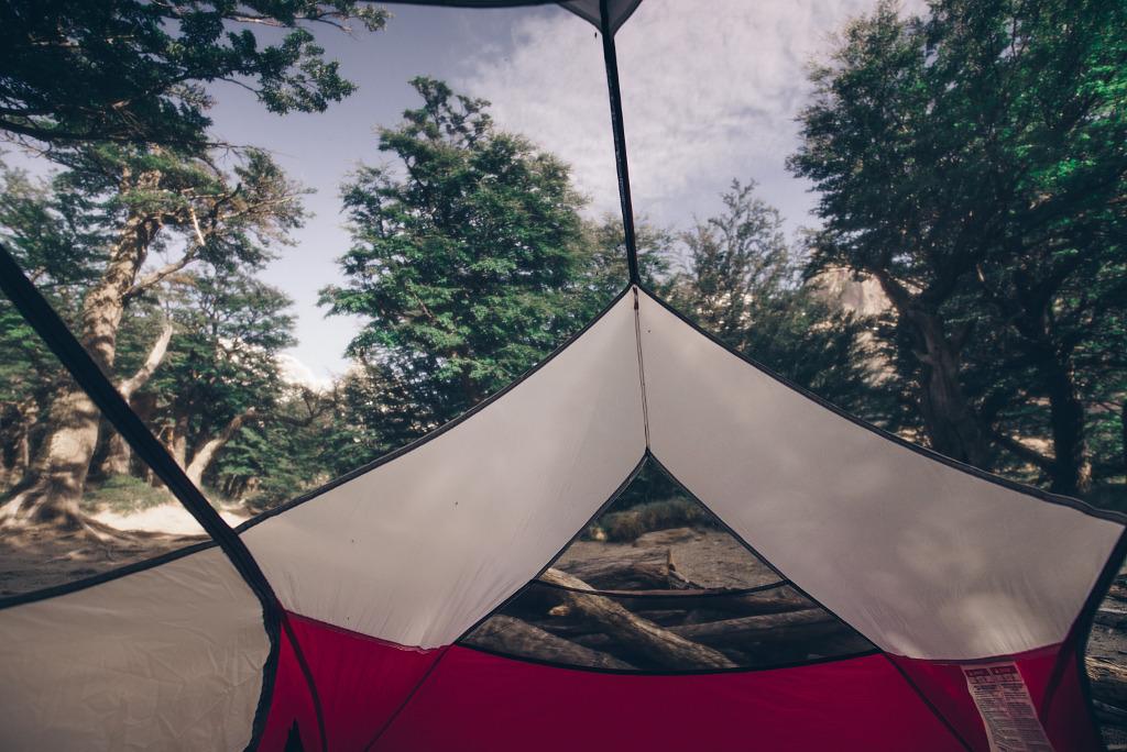camping laguna torre