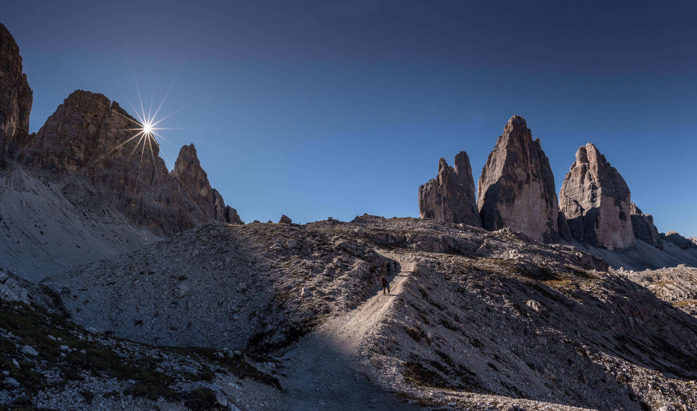 trekking tre cime panoram