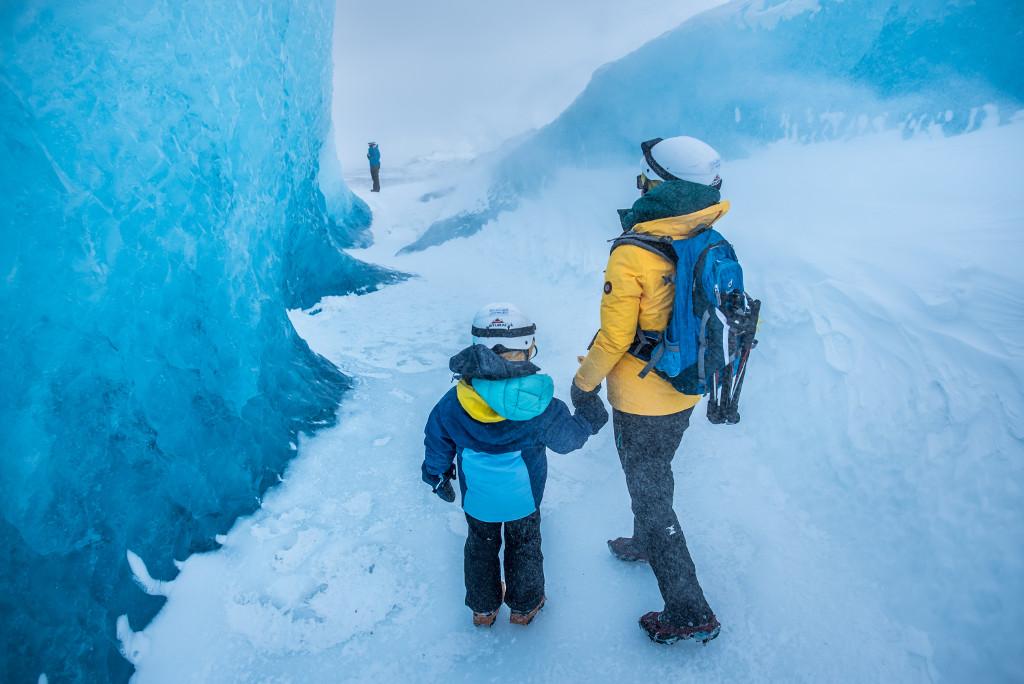jaskinia lodowa ISlandia