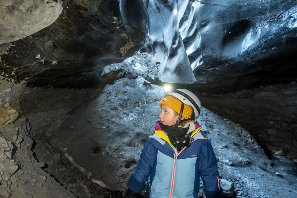 jaskinie lodowe islandia