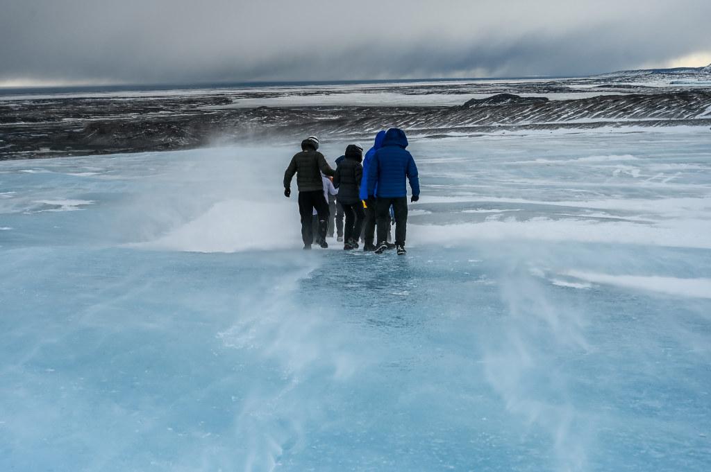 islandia lodowiec