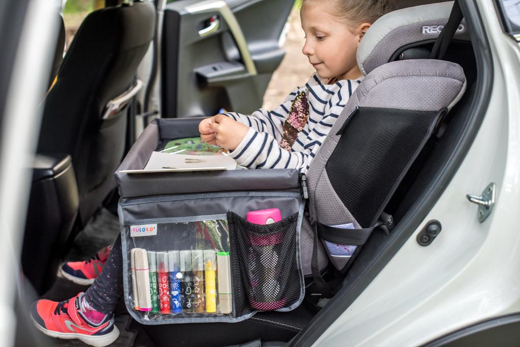 tuloko stolik samochodowy dla dziecka