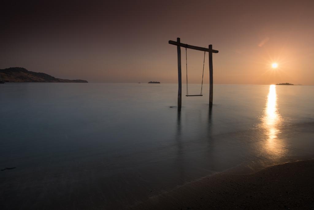 Seraya sunrise