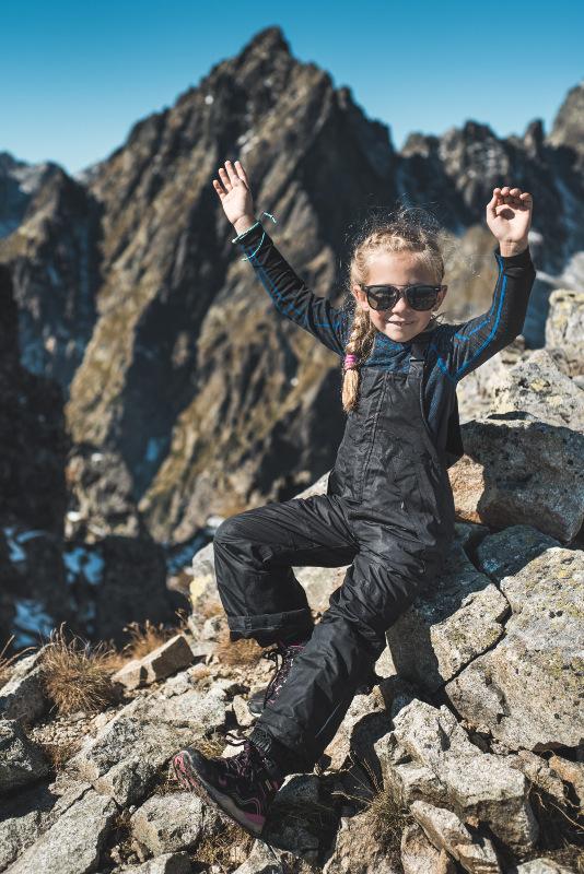 bielizna termiczna Alpine Pro dziecięca
