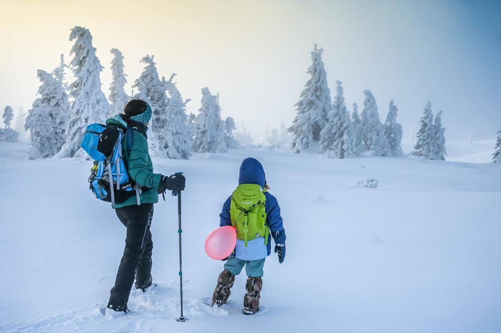 plecak górski dla dziecka