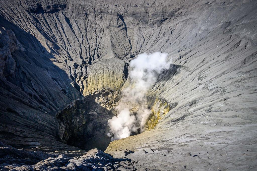 krater Bromo