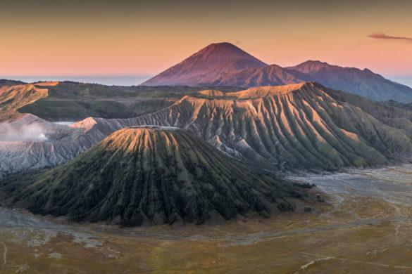 bromo trekking na wschód słońca