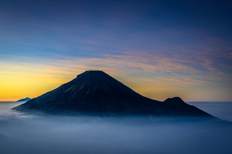 dieng sunrise