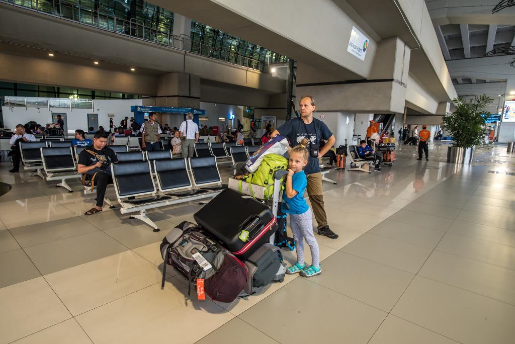 lotnisko Dżakarta