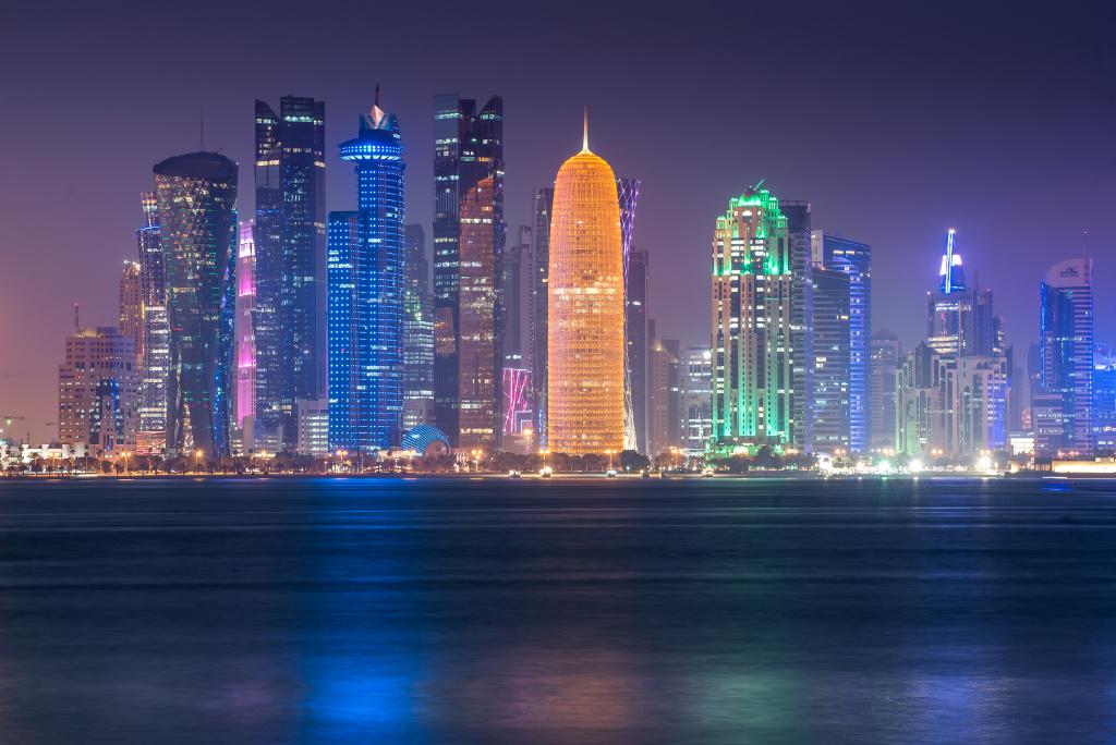 przesidka w Doha