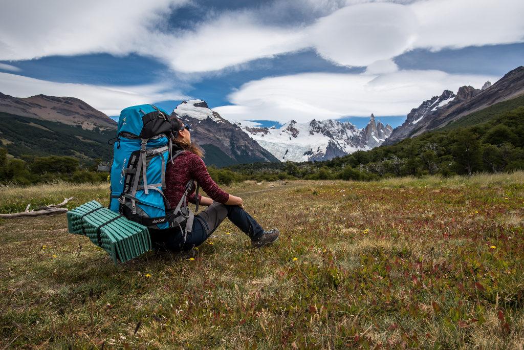 trekking wokół Fitz Roy Patagonia Argentyna
