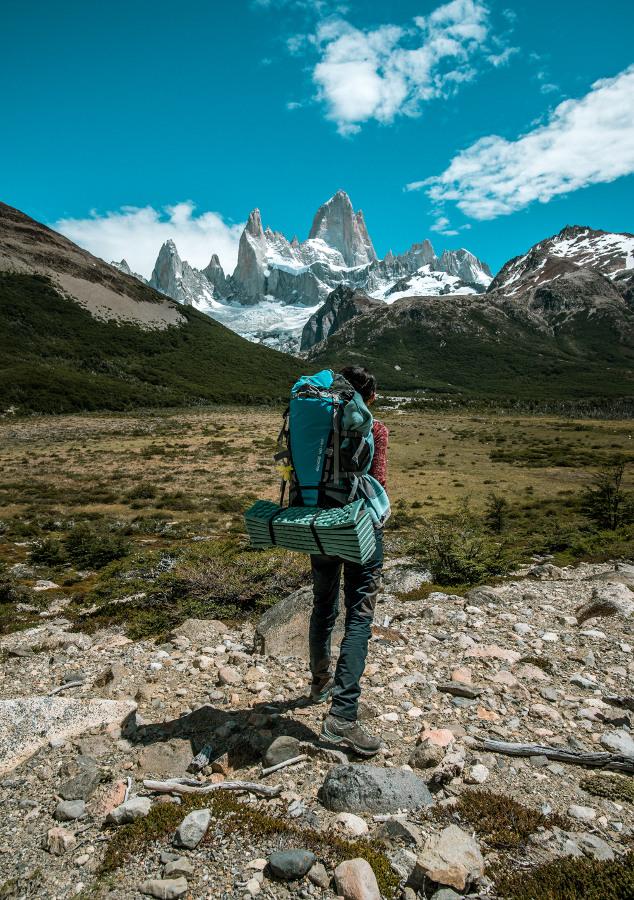 trekking wokół fitz roya