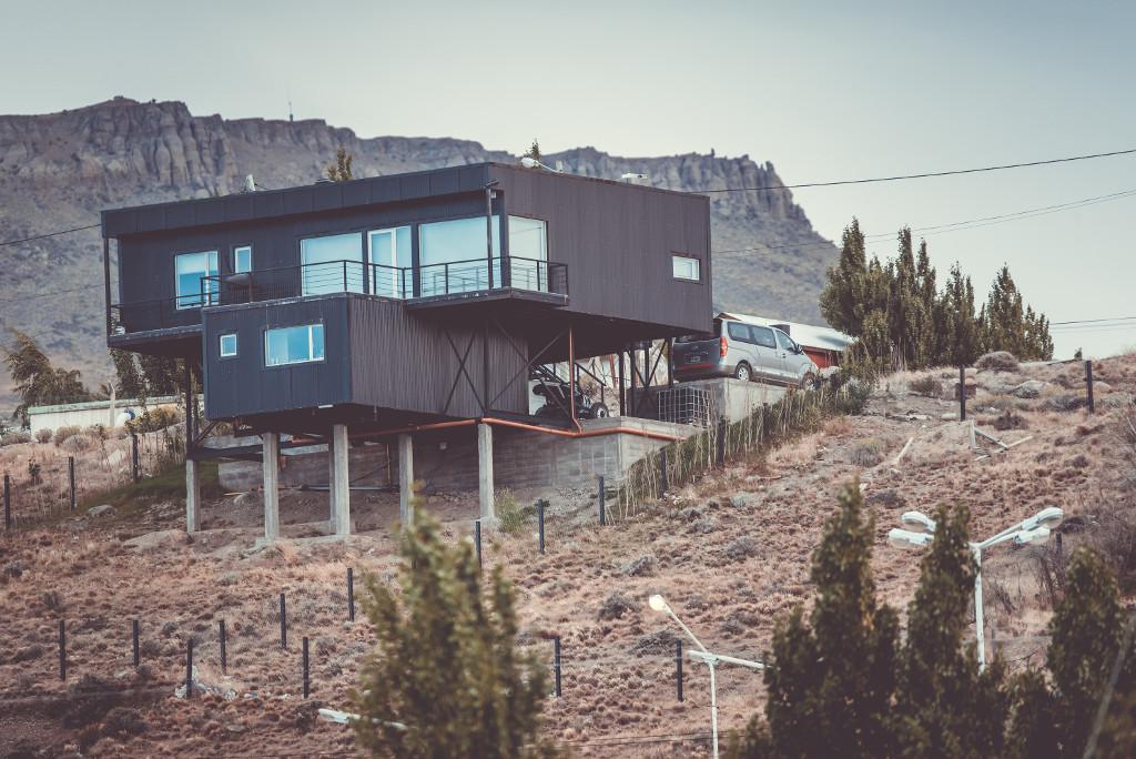 nowoczesna architektura el calafate