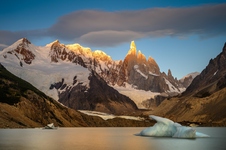 laguna torre ciekawe miejsa patagonia