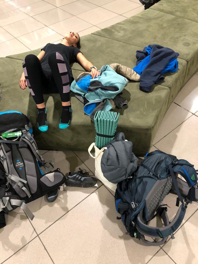 patagonia bagaże