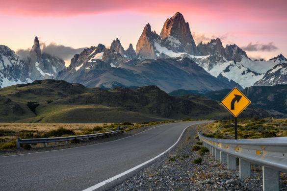 patagonia plan podróży