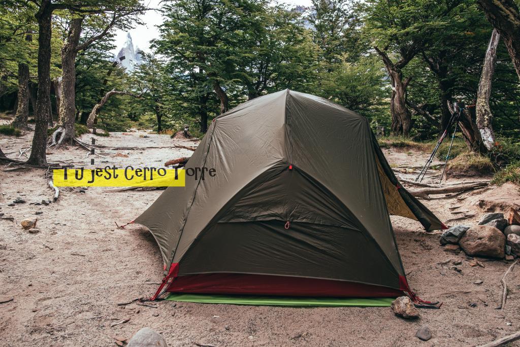 cerro torre camping