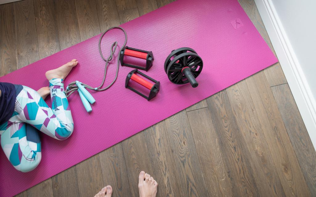 sprzęt fitness do domu