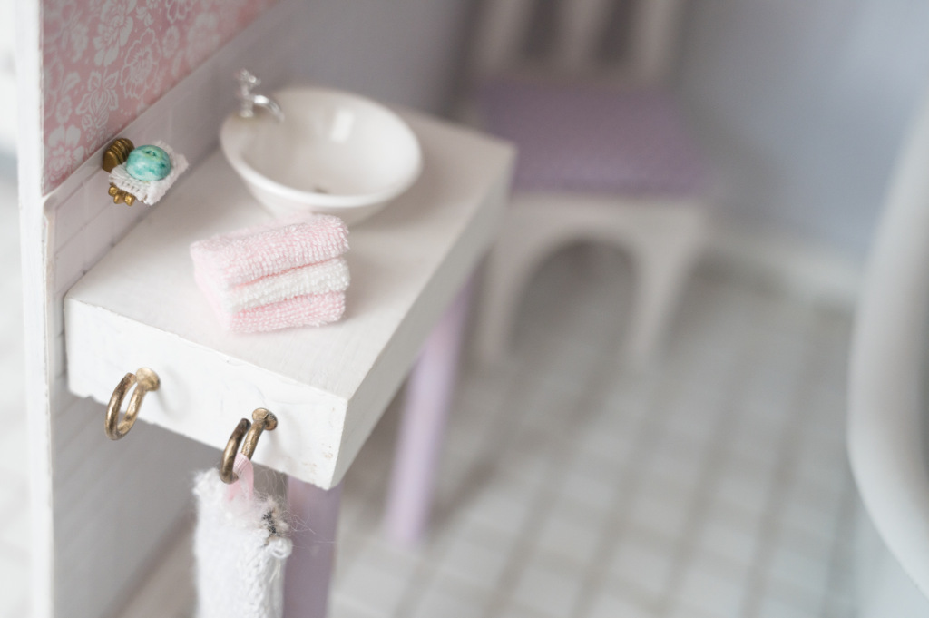 umywalka dla barbie