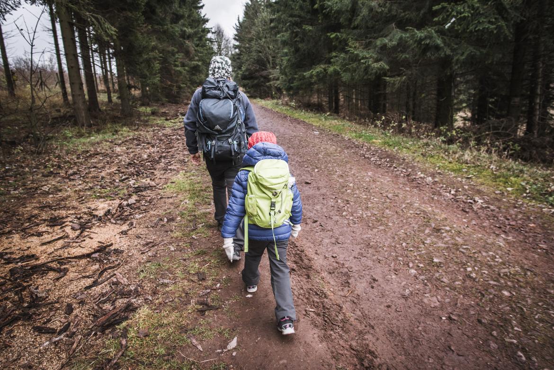 waligóra korona gór polski z dzieckiem opis szlaku