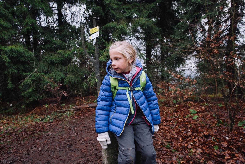 korona gór polski z dzieckiem waligóra opis szlaku góry kamienne najwyższy szczyt