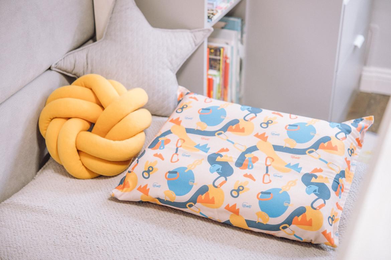 poduszka wspinaczkowa