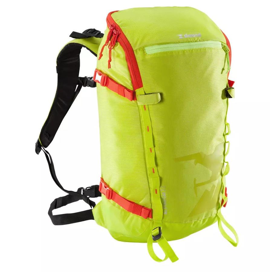 plecak simond alpinistyczny ultralekki