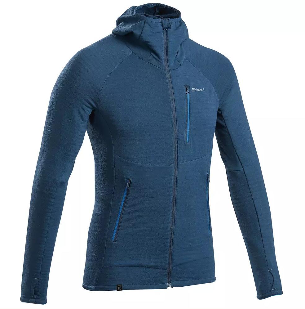 polar merino sweter alpinistyczny z merynosów